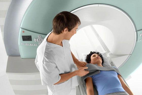Проведение КТ органов грудной клетки